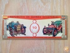 GUINE EQUATORIAL - CARROS  WOLSELEY