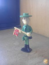 HANNA BARBERA - FIGURA RANGER SMITH