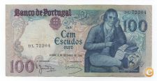 PORTUGAL 100 ESCUDOS 1980 PICK 178 A VER SCANS