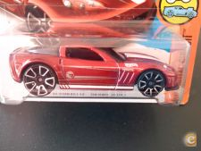 2016 HOT WHEELS - 2011 CORVETTE GRAND SPORT TREASURE HUNT