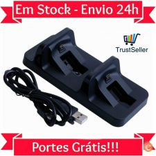 T13 Dock Station Carregador Comandos Playstation 4 PS4 Stock
