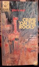 John B. West - Crime on the Rocks