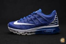 Sapatilhas Air Max Blue for Run