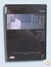 JAZZ LEGENDS LIVE!_Jon Hendricks, Ron Carter, Billy Cobham,