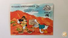 GRENADA GRENADINES - SCOTT 999   ( DISNEY )