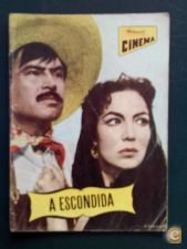 VINTAGE - COLECÇÃO CINEMA - A ESCONDIDA