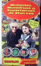 Stan Lee documentário Monsters and Superheroes VHS + DVD em