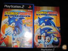 Jogo ps2 sonic gems collection