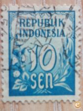 INDONESIA - SCOTT 373