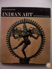INDIAN ART - 48 PLATES IN FULL COLOUR