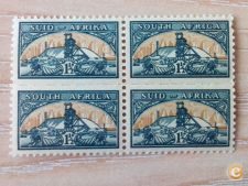 AFRICA DO SUL - SCOTT 51B QUADRA