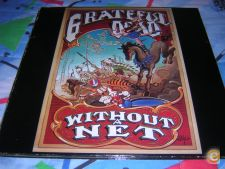 GRATEFUL DEAD  WITHOUT A NET LIVE  TRIPLO VINIL