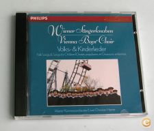 FOLK SONGS AND SONGS FOR CHILDREN. VIENNA BOYS' CHOIR and TH