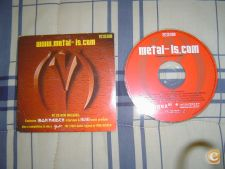 Vários - Metal-is (CD-ROM, Comp, Enh, Promo) 2000 Metal