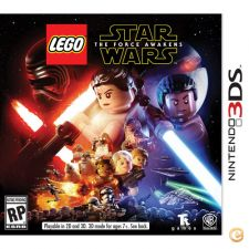 NINTENDO 3DS LEGO STAR WARS THE FORCE AWAKENS NOVO SELADO