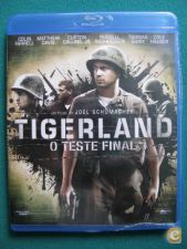 Tigerland - O Teste Final Bluray NOVO ( Selado )