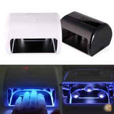 FORNO UV PARA UNHAS DE GEL 9 WATTS LED - 30s 60s 90s