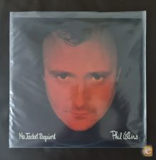 PHIL COLLINS 33 PORTUGAL LP *NO JACKET REQUIRED*