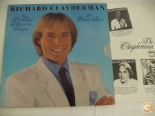 RICHARD CLAYDERMAN The classic Touch Vinil lp