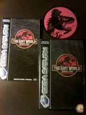 JURASSIC PARK, LOST WORLD sss COMPLETO