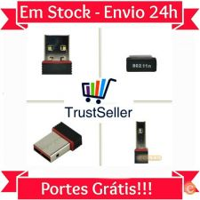 L24 Placa Rede Pen USB Wireless WiFi 802.11B/G/N 150Mbps