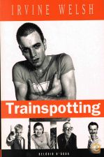Livro Trainspotting, de Irvine Welsh - NOVO! A ESTREAR!