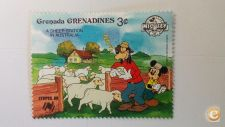 GRENADA GRENADINES - SCOTT 1000   ( DISNEY )