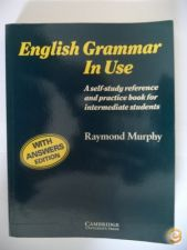 English Grammar in Use with answers - Raymond Murphy