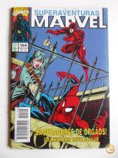 Superaventuras Marvel nº155