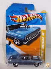 Hot Wheels 2012 - 002-2. `64 Chevy Chevelle SS