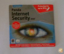 Panda Internet Security 2007 - 3PC's