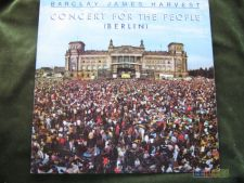 BARCLAY JAMES HARVEST-A CONCERT FOR THE PEOPLE (BERLIN) LP