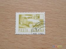 ROMENIA - SCOTT 1982 - TRANSPORTES - CARROS