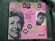 "Patachou Chante Guy Beart-Single 7"" 45 RPM"
