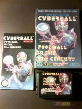 CYBERBALL FOOTBALL in 21 CENTURY md jp COMPLETO