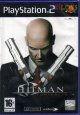 PS2 HITMAN CONTRACTS - NOVO! SELADO! ORIGINAL!
