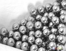 100x STEEL BALL AMMO (6.35mm)  PARA FISGAS  ***NOVO***