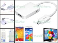 Cabo Samsung MHL micro USB HDMI Galaxy S3 S4 S5 Note 2