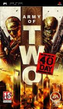 Army of Two The 40 th Day | Jogo PSP PlayStation Portable