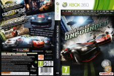 Ridge Racer Unbounded Limited Edition - Original Xbox 360