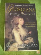 Georgiana, Duchess of Devonshire - Amanda Foreman (1999)