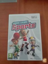jogo wii -  junior league sports