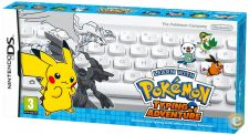 Learn with Pokémon Typing Adventure - NOVO Nintendo DS