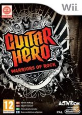 Guitar Hero Warriors Of Rock NOVO Nintendo Wii