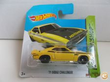 2014 Hot Wheels  242. `71 Dodge Challenger