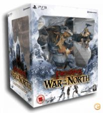 PS3 - Lord of the Rings War in the North Collectors - NOVO
