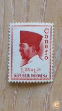 INDONESIA - SCOTT B166