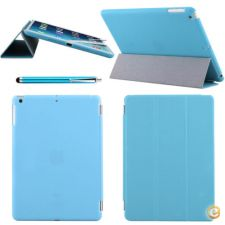 DP Capa Smart Cover Ipad Air 2 Frontal Traseira + Pen + Pelí