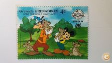 GRENADA GRENADINES - SCOTT 1001   ( DISNEY )