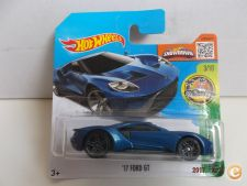 2016 Hot Wheels   073. 2017 Ford GT